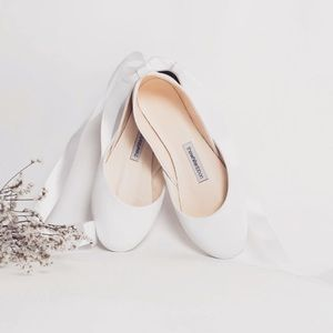*new* Wedding Ballet Flats - handmade in Germany!